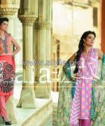 Sana Samia Eid Dresses 2014 by Lala Textiles 3