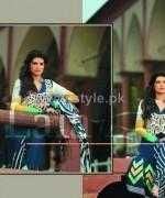 Sana Samia Eid Dresses 2014 by Lala Textiles 4