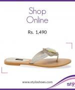 Stylo Eid Footwear Collection 2014 For Women 001