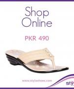 Stylo Eid Footwear Collection 2014 For Women 0011