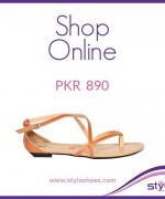 Stylo Eid Footwear Collection 2014 For Women 0012