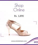 Stylo Eid Footwear Collection 2014 For Women 002
