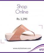 Stylo Eid Footwear Collection 2014 For Women 005
