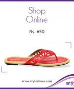 Stylo Eid Footwear Collection 2014 For Women 007
