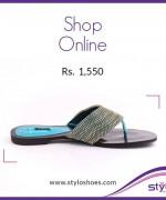 Stylo Eid Footwear Collection 2014 For Women -008