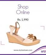 Stylo Eid Footwear Collection 2014 For Women 009