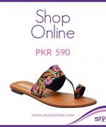Stylo Eid Footwear Collection 2014 For Women 03