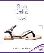 Stylo Eid Footwear Collection 2014 For Women