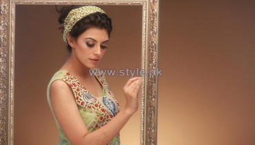 Tena Durrani Eid Dresses 2014 For Women 12