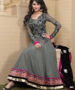 Trends Of Anarkali Frocks 2014 For Eid 001
