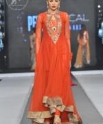 Trends Of Anarkali Frocks 2014 For Eid 0011
