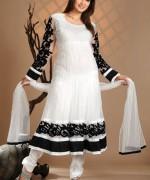 Trends Of Anarkali Frocks 2014 For Eid 007