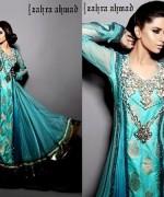 Trends Of Anarkali Frocks 2014 For Eid 008