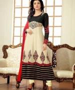 Trends Of Anarkali Frocks 2014 For Eid 010