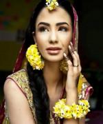 Trends Of Bridal Mehndi Makeup For Summer Season 005