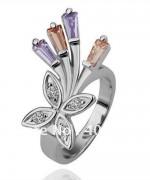 Trends Of Flower Designed Jewellery For Women 001