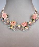 Trends Of Flower Designed Jewellery For Women 0011