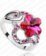 Trends Of Flower Designed Jewellery For Women 003