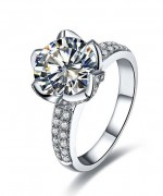 Trends Of Flower Designed Jewellery For Women 004