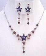 Trends Of Flower Designed Jewellery For Women 010