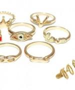 Trends Of Midi Rings For Women 0011