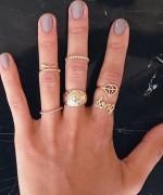 Trends Of Midi Rings For Women 0013