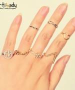 Trends Of Midi Rings For Women 0014