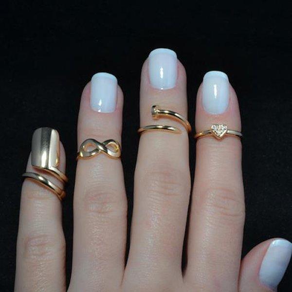 Trends Of Midi Rings For Women 007