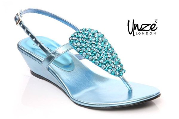 Unze Eid Footwear Collection 2014 For Women 0019