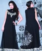 Vasim Asghar Eid Dresses 2014 For Girls 2