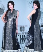 Vasim Asghar Eid Dresses 2014 For Girls 3