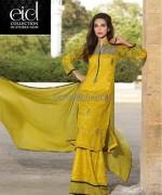 Warda Designer Eid Dresses 2014 For Girls 2