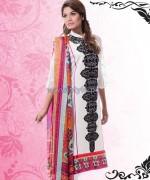 Yellow Lawn Dresses 2014 For Eid-Ul-Fitr 13