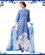 Yellow Lawn Dresses 2014 For Eid-Ul-Fitr 8