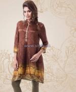 Yellow Lawn Dresses 2014 For Eid-Ul-Fitr 9