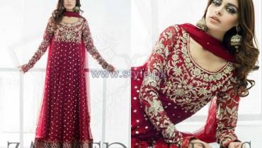 Zaheer Abbas Eid Dresses 2014 For Girls 10