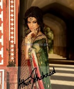 Aisha Imran Bridal Dresses 2014 For Girls 2