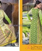 Al-Hamra Textile Mid Summer Dresses 2014 For Girls 3