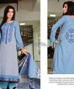 Al-Hamra Textile Mid Summer Dresses 2014 For Girls 5