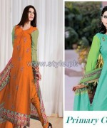 Al-Hamra Textile Mid Summer Dresses 2014 For Girls 6