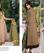 Al-Hamra Textile Mid Summer Dresses 2014 For Women 10