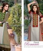 Al-Hamra Textile Mid Summer Dresses 2014 For Women 7