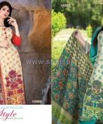 Al-Hamra Textile Mid Summer Dresses 2014 For Women 9
