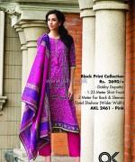 Al-Karam Textile Mid Summer Dresses 2014 For Women 11