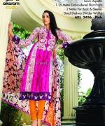 Al-Karam Textile Mid Summer Dresses 2014 For Women 9