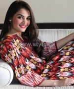 Ayesha Khurram Mid Summer Dresses 2014 For Girls 6