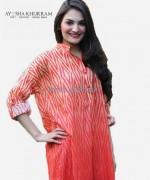 Ayesha Khurram Mid Summer Dresses 2014 For Girls 7