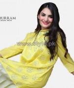 Ayesha Khurram Mid Summer Dresses 2014 For Women 3