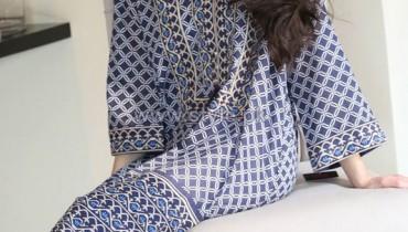 Ayesha Khurram Mid Summer Dresses 2014 For Women 4