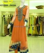 Azleena Faisal Semi-Formal Dresses 2014 For Girls 2